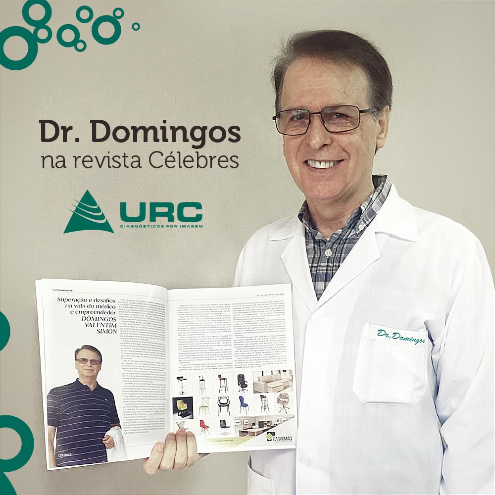 """""""Superação e desafios na vida do médico e empreendedor Domingos Valentim Simon"""""""