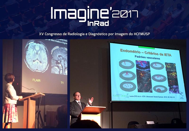 URC em Congresso de Radiologia e Diagnóstico por Imagem em SP