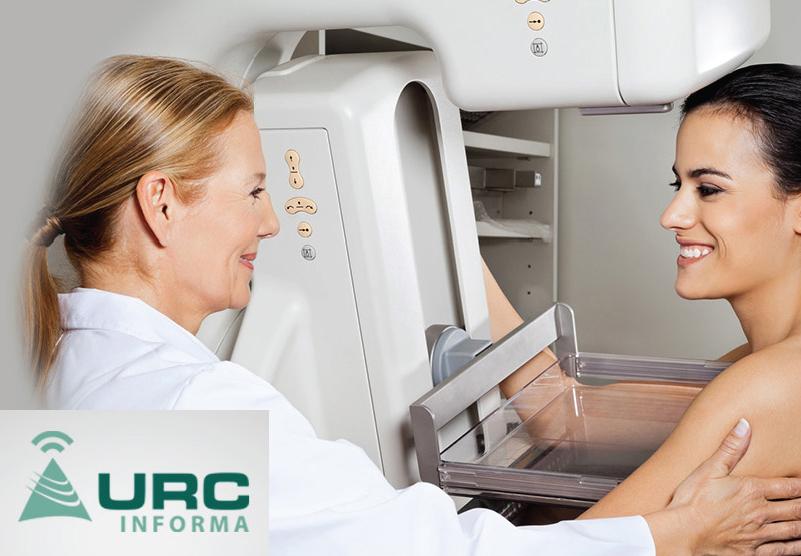 Não há necessidade de protetor de  tireoide durante a mamografia